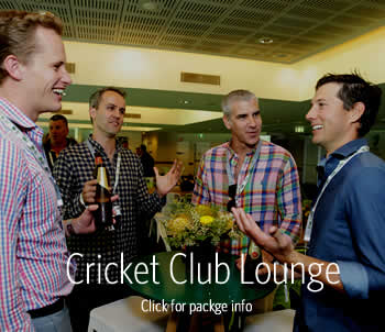 SCG Corporate Hospitality Ashes